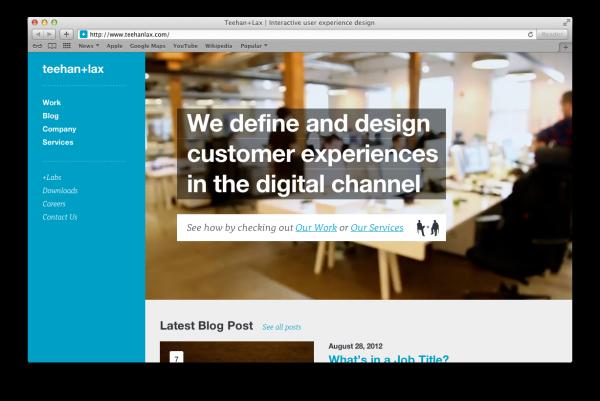 top 5 design agencies