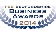 Silvertoad sponsor FSB Bedfordshire Business Awards 2014!