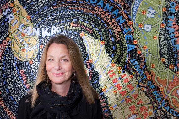 Paula Scher: DESIGNER PROFILE 5