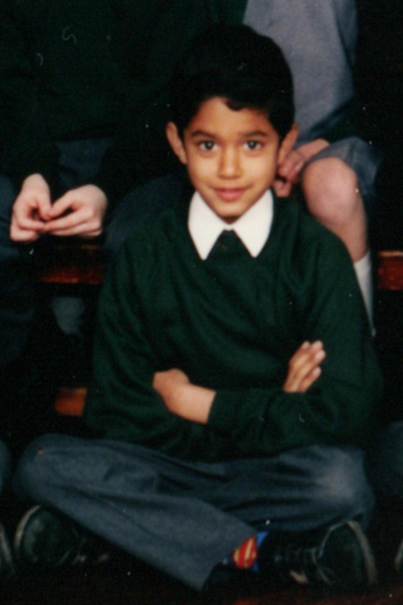 Arun - 8 Years Old