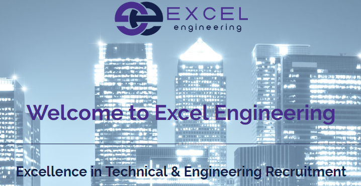 Excel Engineering's Fresh New Website Designed By Silvertoad