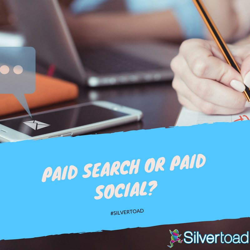 Paid Search vs Paid Social – Which One To Choose?