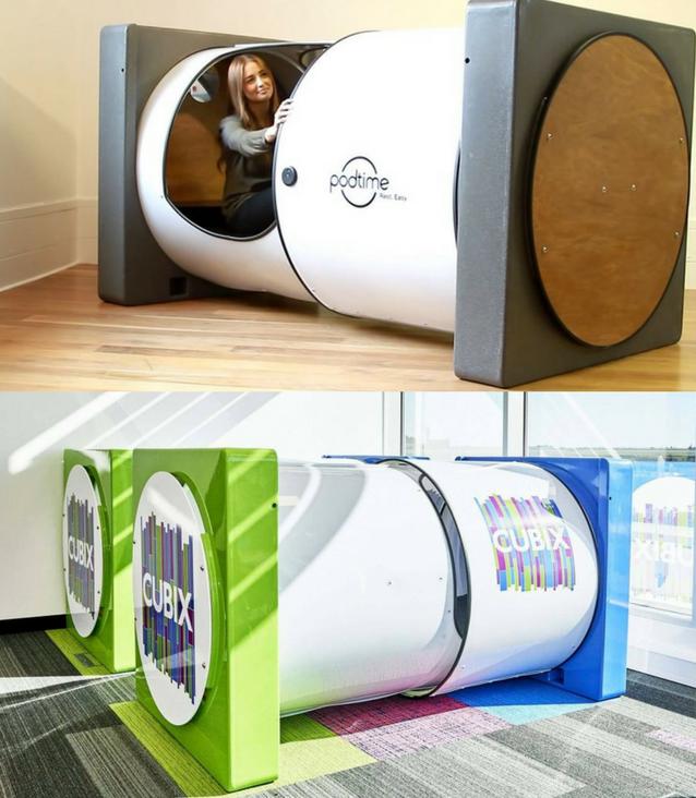 Cubix pod