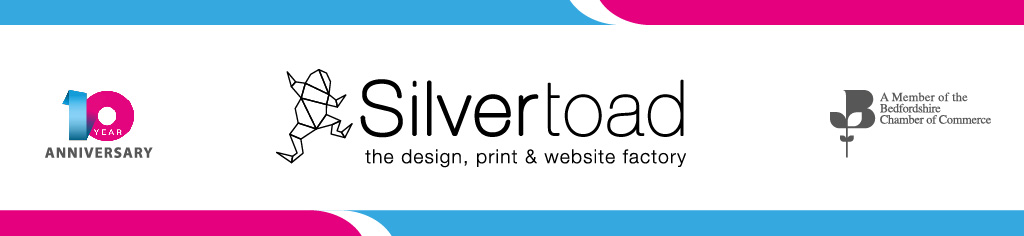 Silvertoad - The design, print & website factory