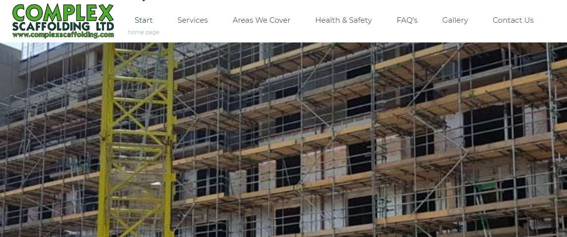 Complex Scaffolding Reaches New Heights