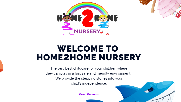 New Website For Home2Home Nursery!