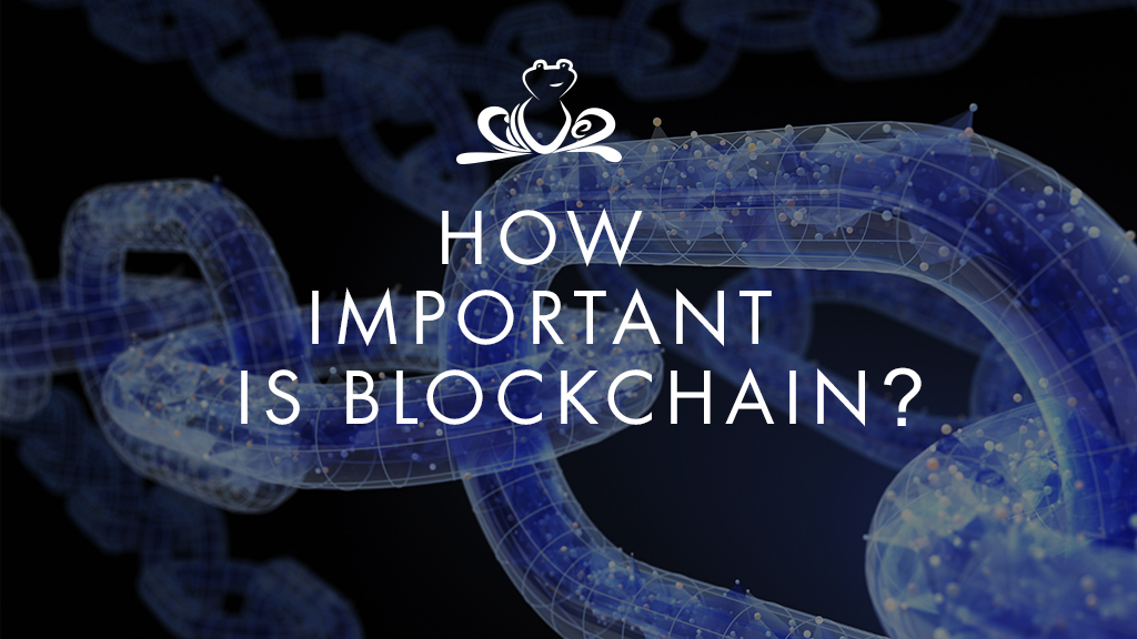 Is Blockchain good for business?