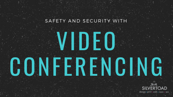 Silvertoad's Guide to Online Video Conferencing Safety & Security